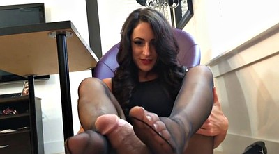 Pantyhose footjob, Pantyhose foot, Pantyhose feet, Office foot