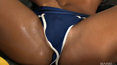 Big clit, August ames
