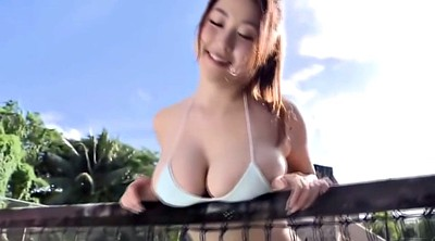 Japanese big, Slow, Busty japanese