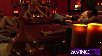 Swingers, Group sex orgy