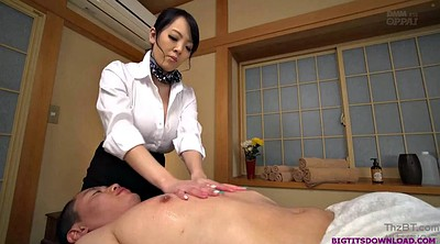 Japanese massage, Monster, Asian massage, Massage big tits