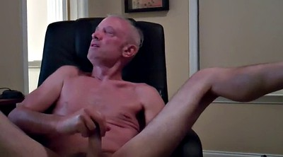 Ass solo, Huge dildo, Daddy solo