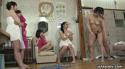 Japanese group, Japanese granny, Japanese orgy, Asian granny, Spa, Sauna