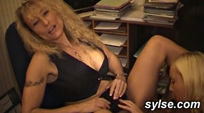 Office gangbang, Public solo, Office sex, Lesbian orgy