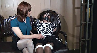 Crossdresser, Tickling, Tickle, Tickled, Sandra