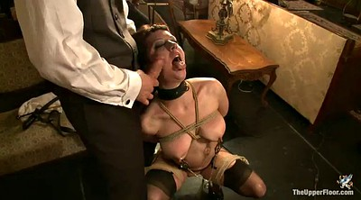 Forced, Forced deep throat, Force, Bdsm torture, Torture tit, Tit torture