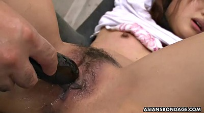 Japanese bdsm, Vegetable, Insertion, Hairy orgasm