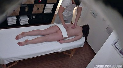 Czech, Czech massage, Fingered