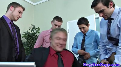Boy gay, Office sex