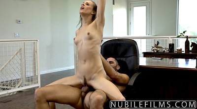 Secretary, Teen squirt