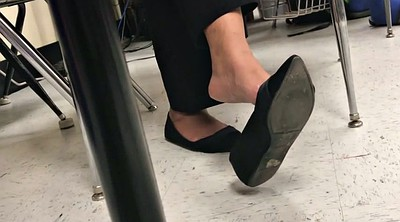 Teachers, Teacher feet, Shoeplay