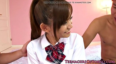 Japanese anal, Asian teen anal