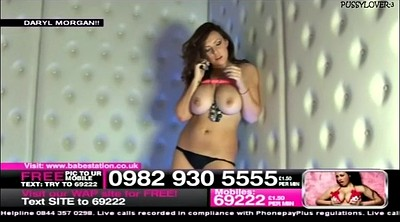Babestation, Striptease, Daryl morgan