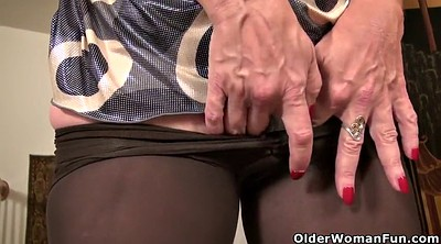 Pantyhose, Black mature, Melody, Mature nylon, Black granny, Nylon sex