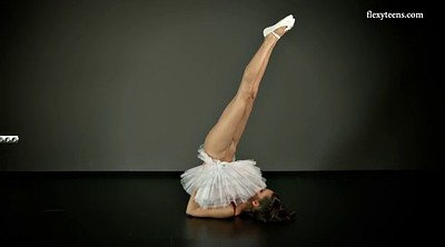 Skirt, Flexible, Ballerina, Under, Ballet