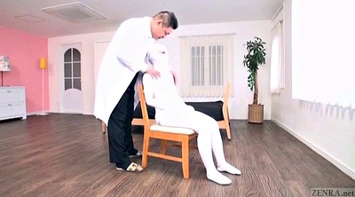 Japanese doctor, Japanese bdsm, Asian bdsm, Subtitle, Subtitles, Japanese woman
