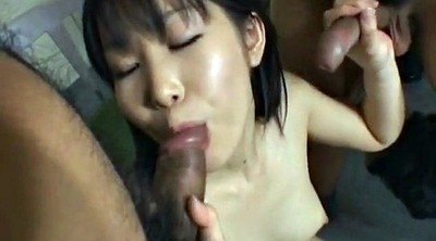 Yui, Asian group, Undressing