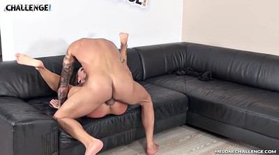 Creampie, Mea melone, Mike, Cast anal