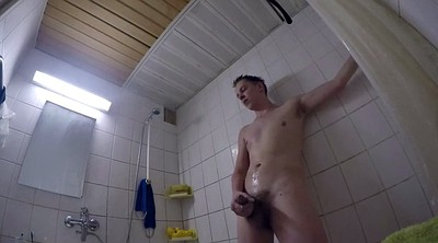 Masturbation, Squirting, Gay boy, Masturbation shower