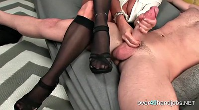 Mature couple, Mature strip