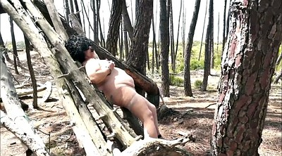 Forest, Lost, French granny, French bbw