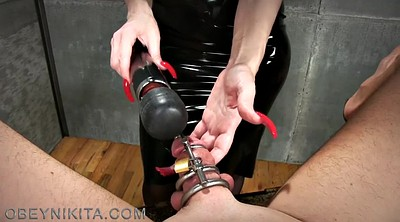 Sounding, Mistress nikita