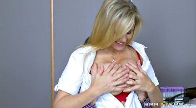 Cuckold, Julia ann, Uniform, Danny d