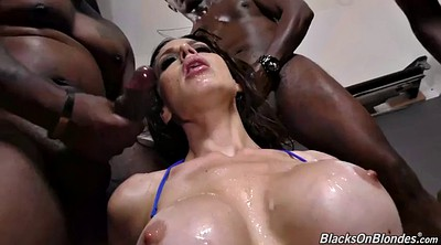 Boobs, Anal creampie