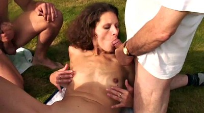 Group anal, Young anal