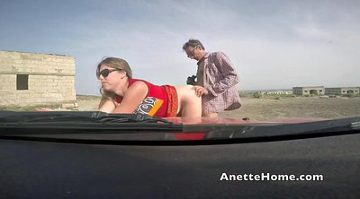 Dogging, Bukkake amateur