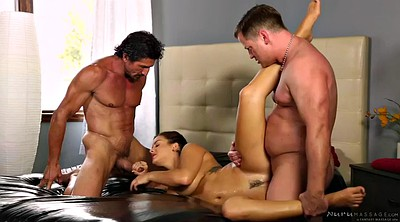 Double, Keisha grey, Stepdad
