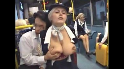 Bus, Mature massage, Groping, Public bus, Handjob public