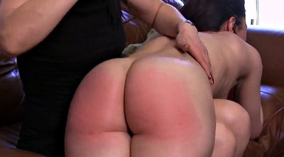 Spanked, Clothed