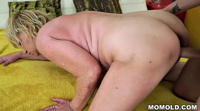 Bbw granny, Old guy, Chubby young
