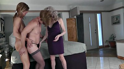 Crossdresser, Sex lesson, Lesson