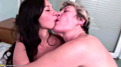 Mom and young, Mature lesbian, Pissing granny, Peeing girls, Mature piss
