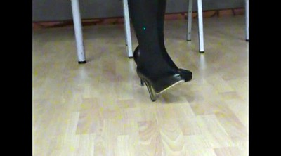 High heels, Stiletto