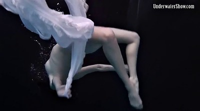 Flexible, Striptease, Underwater, Solo dress