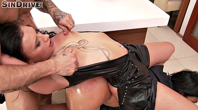 Leather, Oil anal