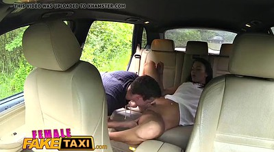 Cheating, Fake taxi, Female taxi, Hubby, Eating pussy