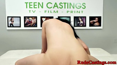 Spanking, Casting, Audition