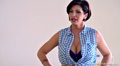 Stepmother, Shay fox, Shay, Mature and boy, Mature and boys