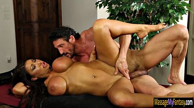 August taylor, Pussy massage