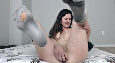 Sock, Feet solo, Dirty feet