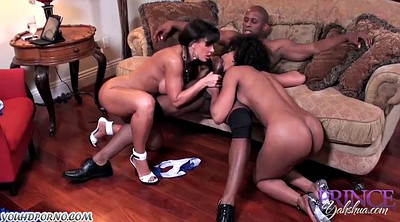 Young, Lisa ann, Mature and black