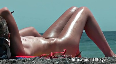 Public flash, Beach flash, Nude beach