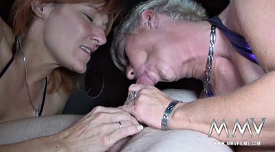 Two couples, Sex party