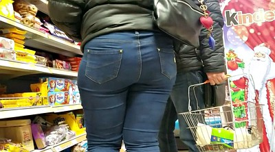 Jeans, Ass bbw, Hidden cams