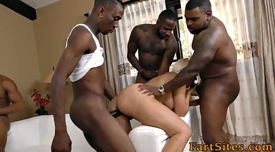 Anal group, Interracial group