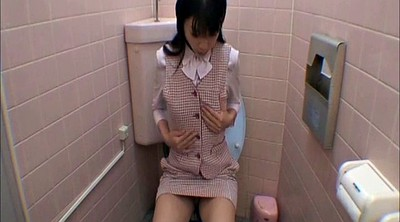 Japanese office, Japanese lady